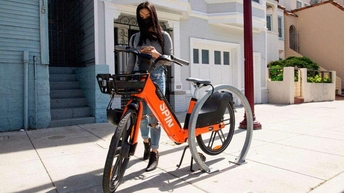 spin-e-bike-españa
