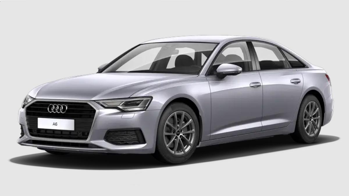 Audi A6 2022: nuevo motor gasolina de acceso con hibridación ligera