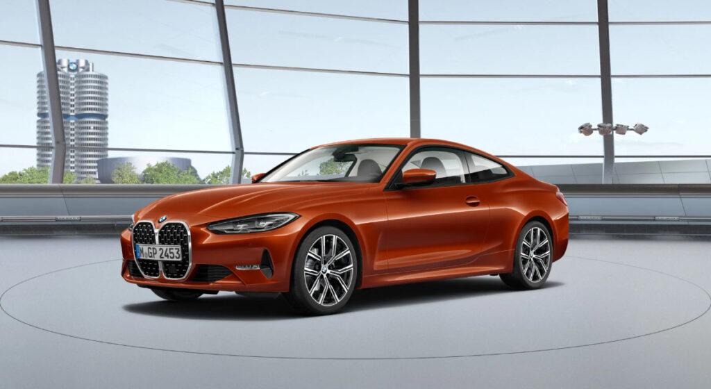 BMW Serie 4 Gran Cabrio