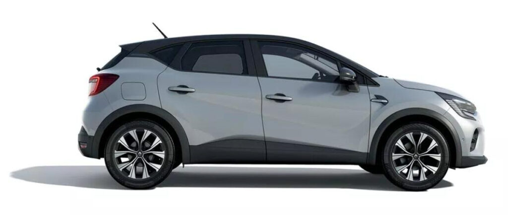 Renault Side Capture