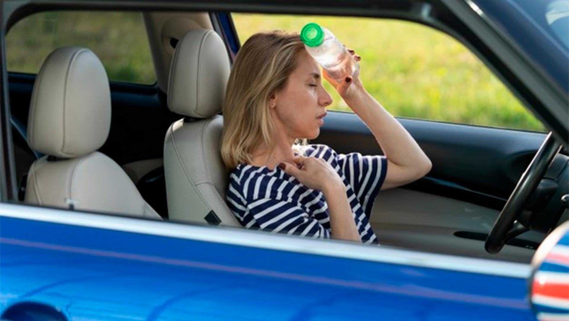 Estos diez trucos te ayudarán a evitar sufrir la ola de calor en el coche