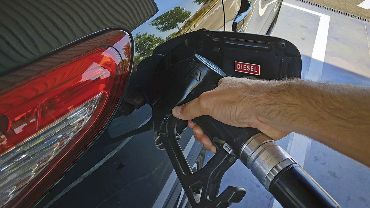Impuestos sobre el combustible
