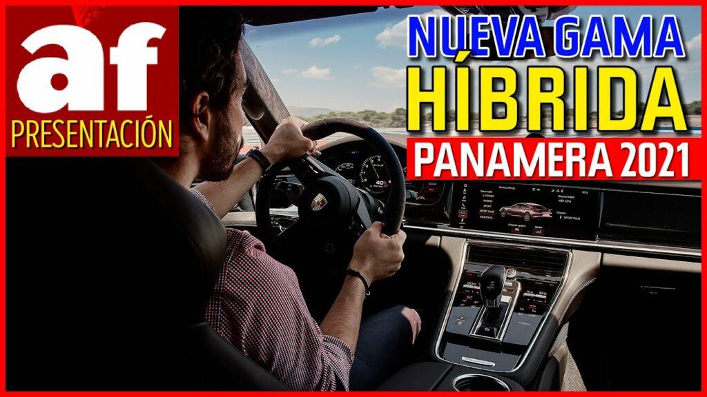 Vídeo Porsche Panamaera