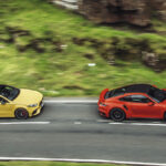 Comparativa Mercedes-AMG A 45 S vs. Porsche 911 Turbo S