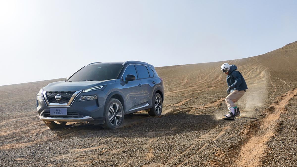 Nuevo Nissan X-Trail VC-Turbo Mild Hybrid 2022: un SUV que te enamorará