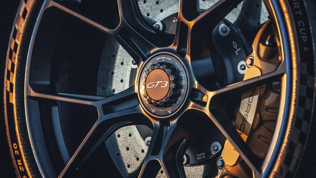 Neumáticos Porsche 911 GT3