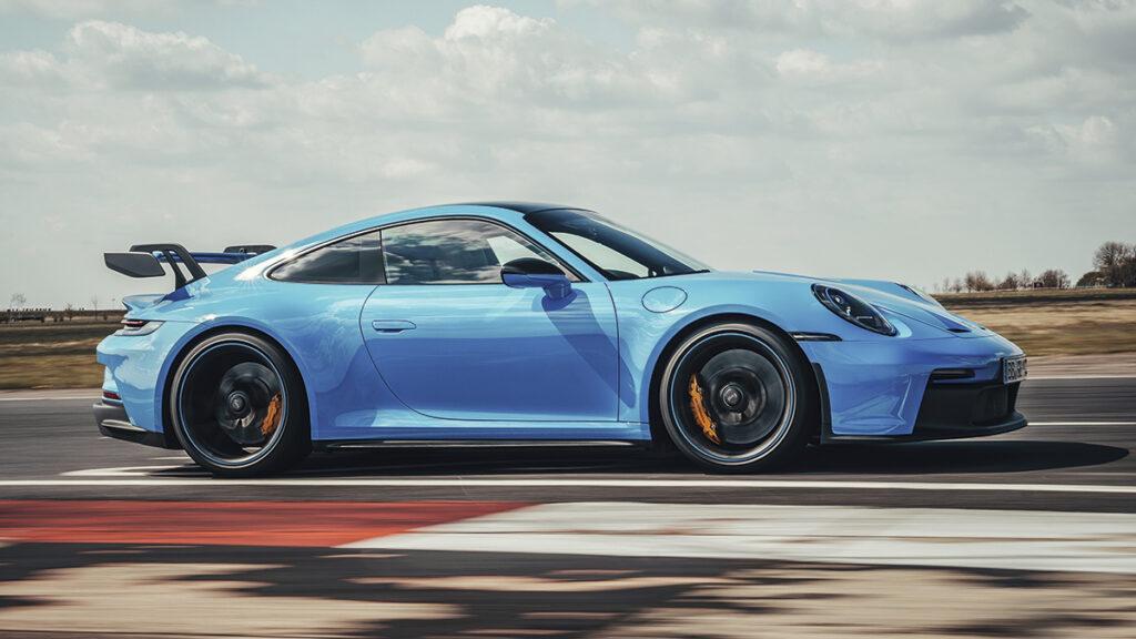 porsche 911 GT3 circuito
