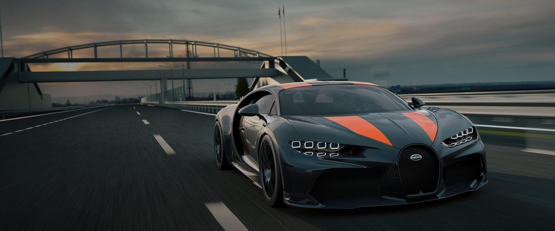Bugatti Chiron Super Sport 300+, Cinco hiperdeportivos capaces de superar los 400 km/h