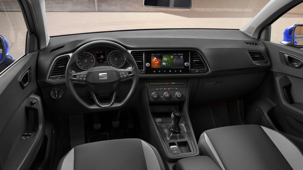 Seat Ateca Reference interior