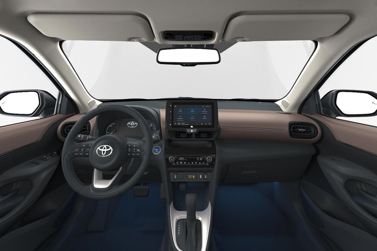 Toyota Yaris Cross Active Tech interior