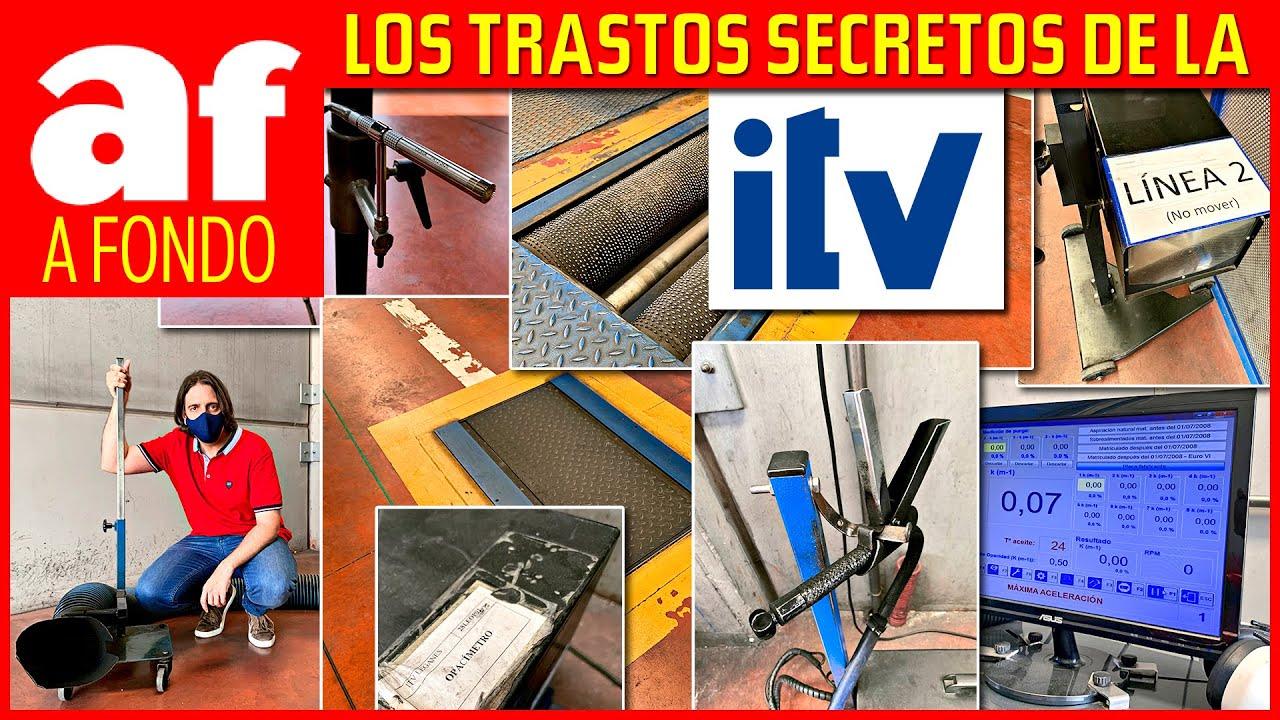 Los aparatos secretos de la ITV