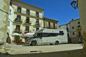 Autocaravanas, Food weekend en Alt Maestrat