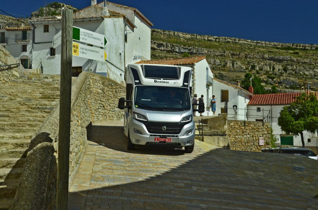 Autocaravan Weekend en el Alt Maestrat