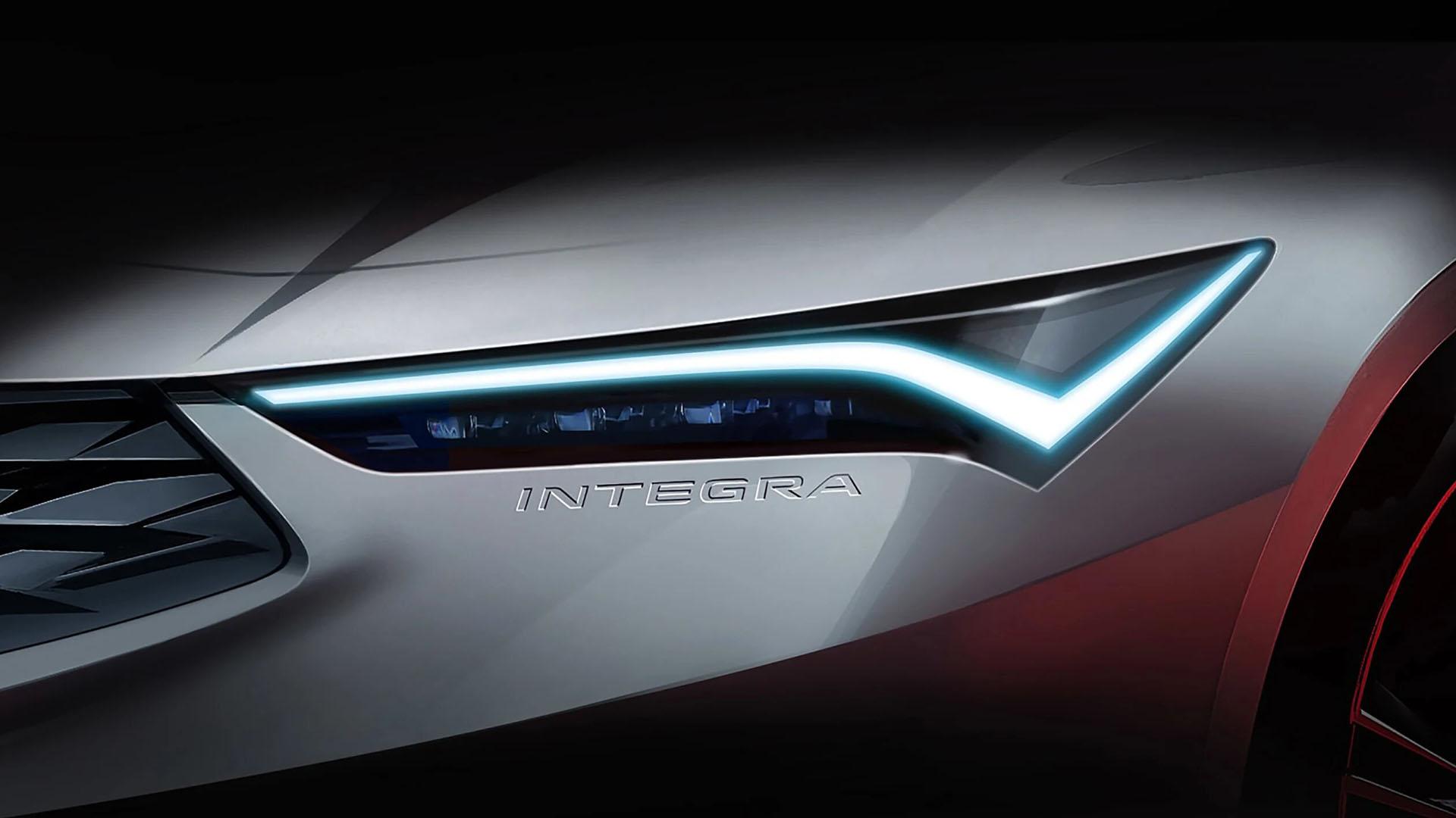 Honda Integra 2022: el icónico deportivo regresa… 15 años después