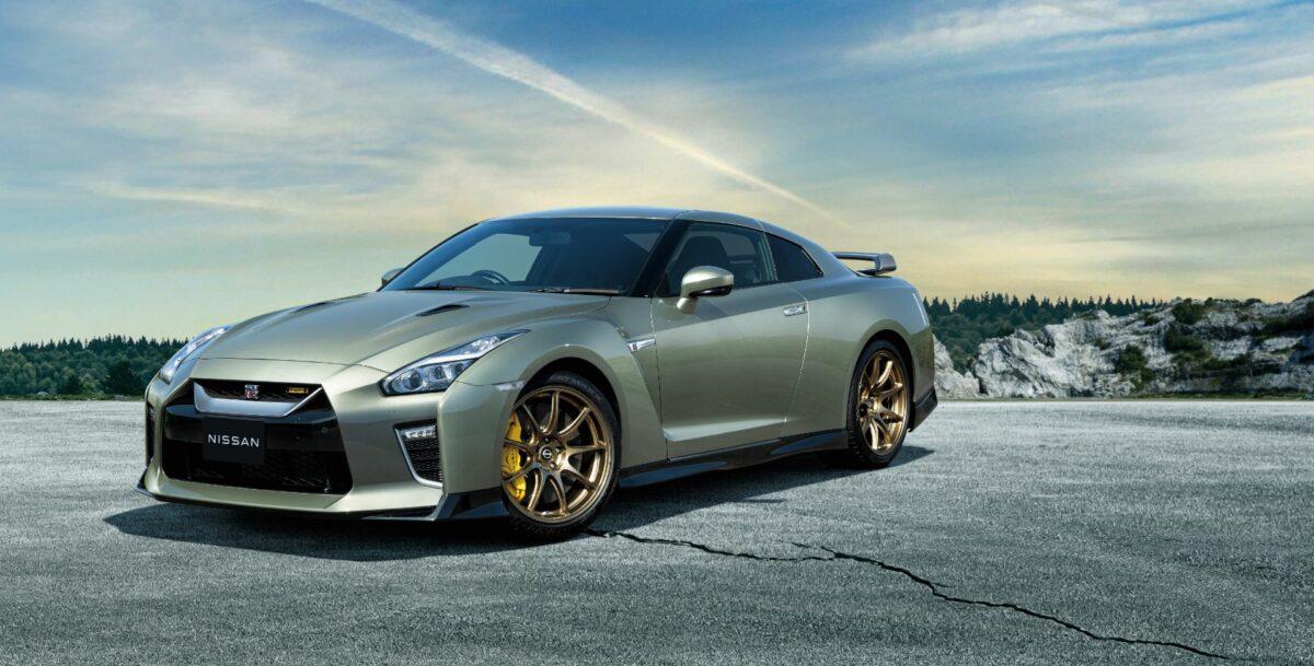 El Nissan GT-R estrena dos nuevas ediciones especiales que sólo llegarán a Japón