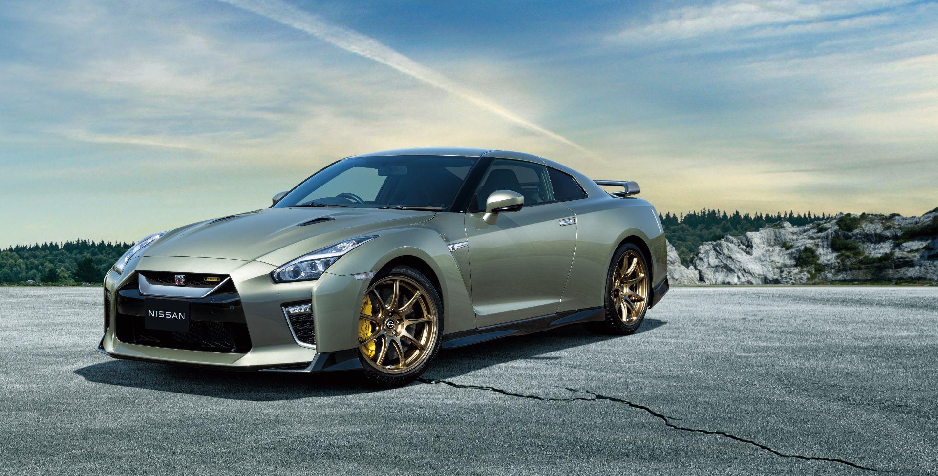 El Nissan GT-R estrena dos nuevas ediciones especiales que solo llegarán a Japón