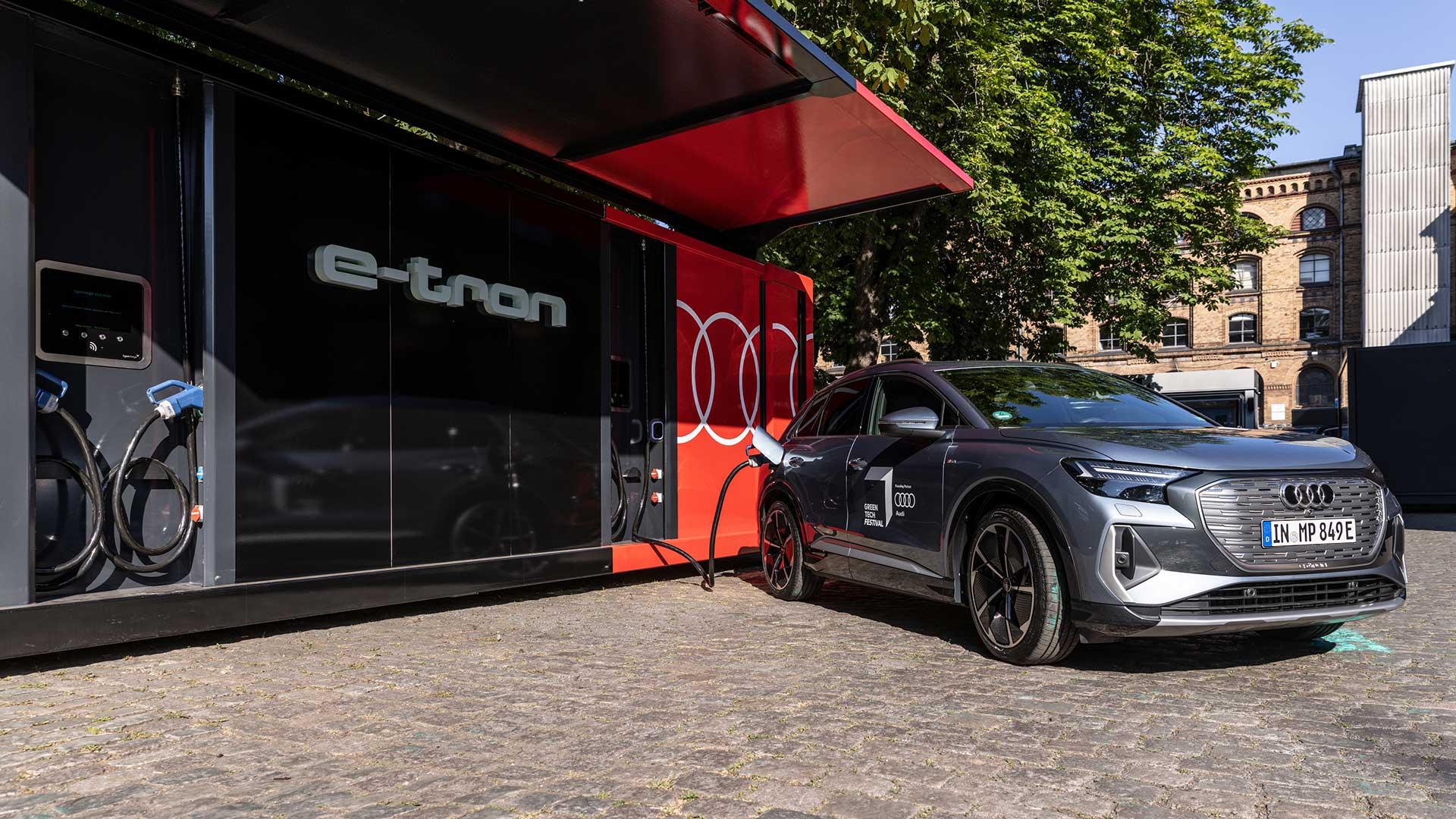 Audi dejará de producir motores de combustión en 2026