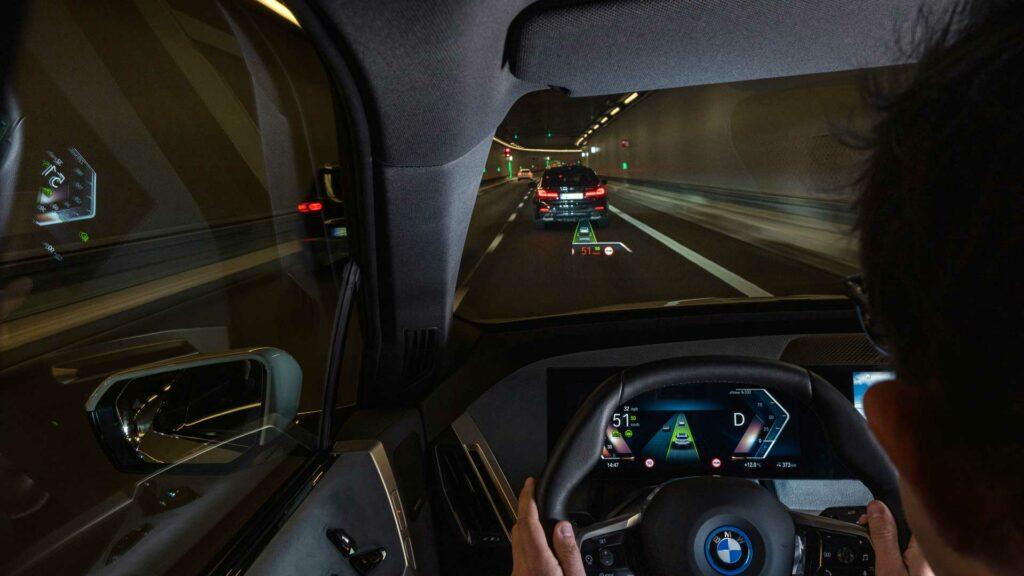 BMW iX conduccion asist2