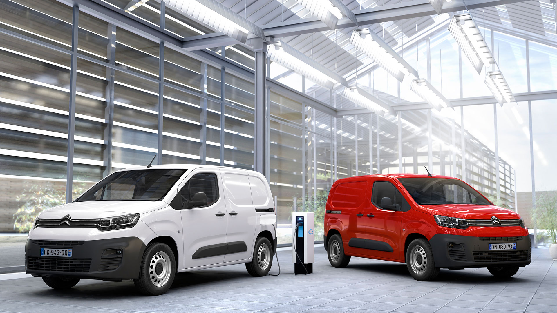 El nuevo Citroën Berlingo eléctrico 2021, en oferta por 139 euros al mes
