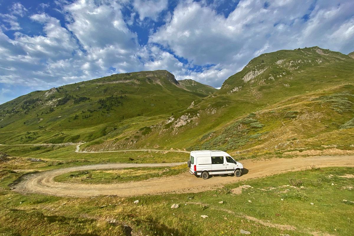 Campercat4x4: El placer de salirse del camino