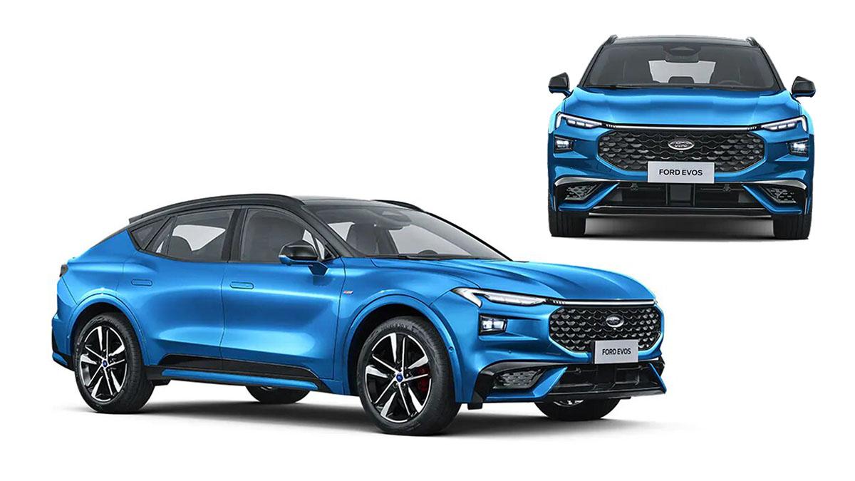 Nuevo Ford Evos 2.0 EcoBoost 245 2021: la revolución de la marca del óvalo