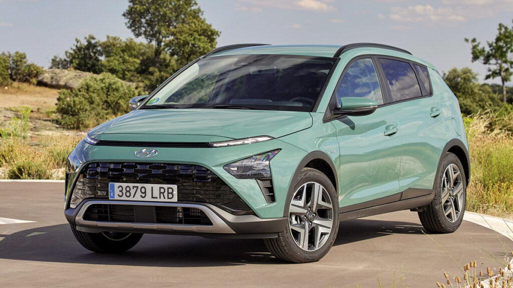 Hyundai Bayon 2021 frontal