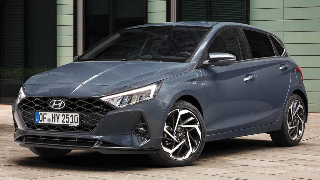 Hyundai i20 Essence