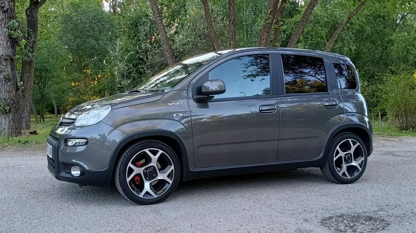 Prueba del Fiat Panda Hybrid Sport 2021: un viejo conocido, ahora con etiqueta ECO