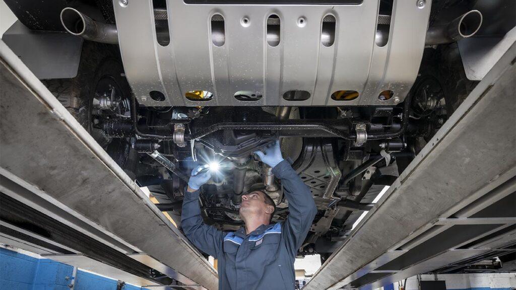 Algunos centros Bosch Car Service estarán autorizados para hacer el mantenimiento y reparar los Ineos Grenadier.