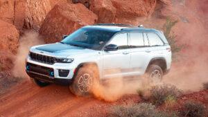 Fotos: Jeep Grand Cherokee 2022