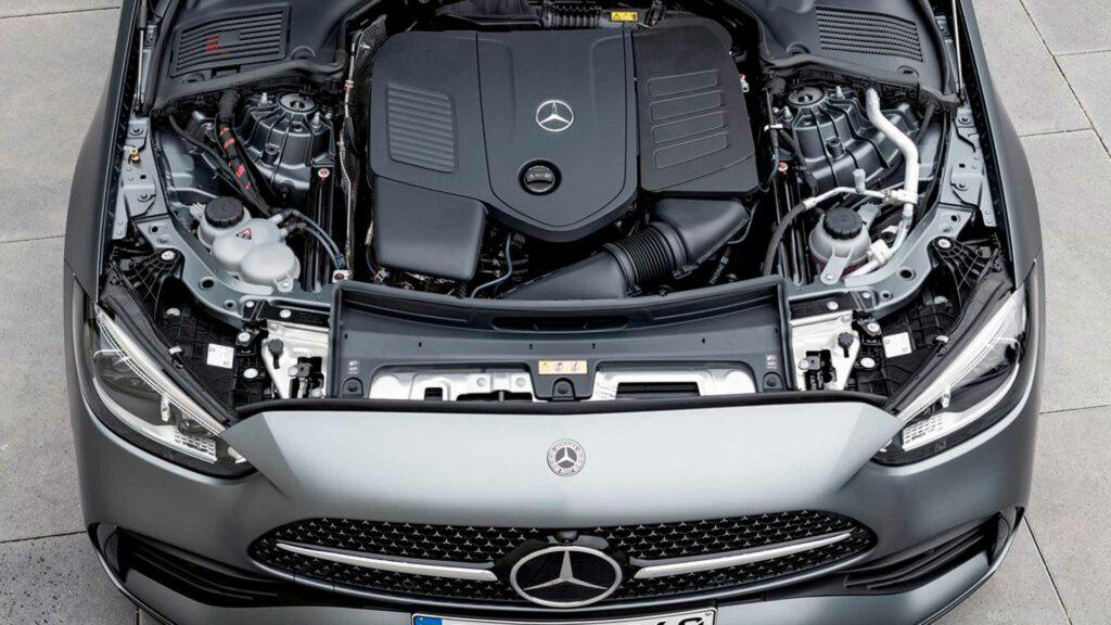 Vano Motor Mercedes Clase C