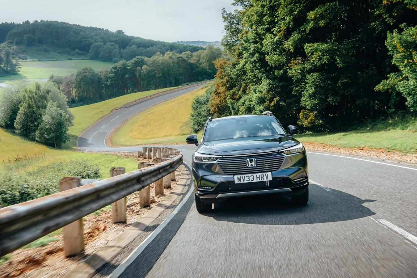 Nuevo Honda HR-V e:HEV 2021: estos son sus precios para España