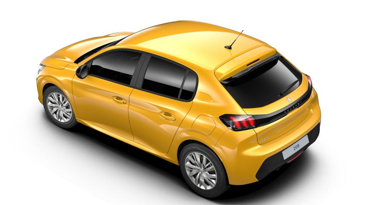 Peugeot 208 oferta