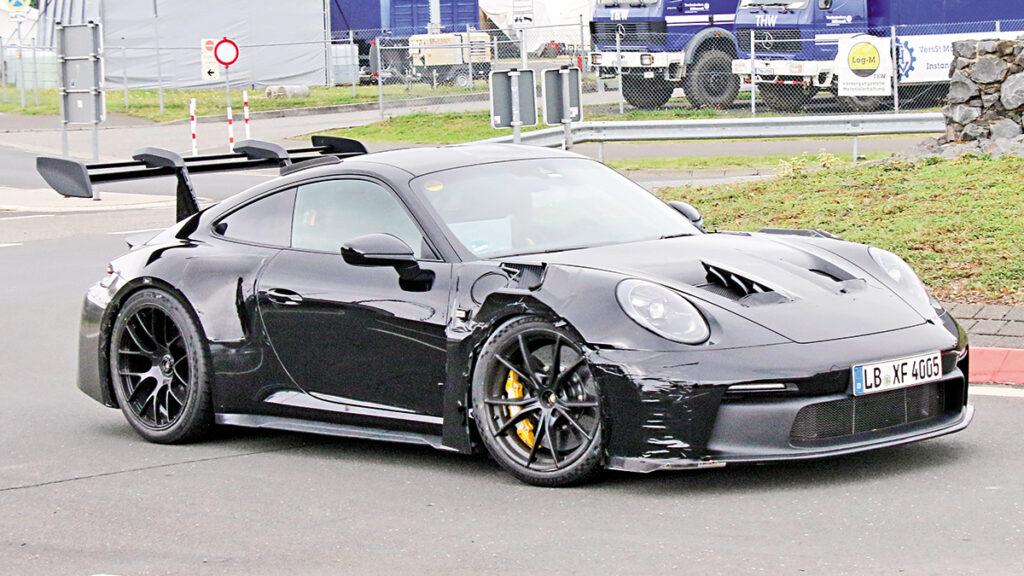 Porsche 922 GT3 RS