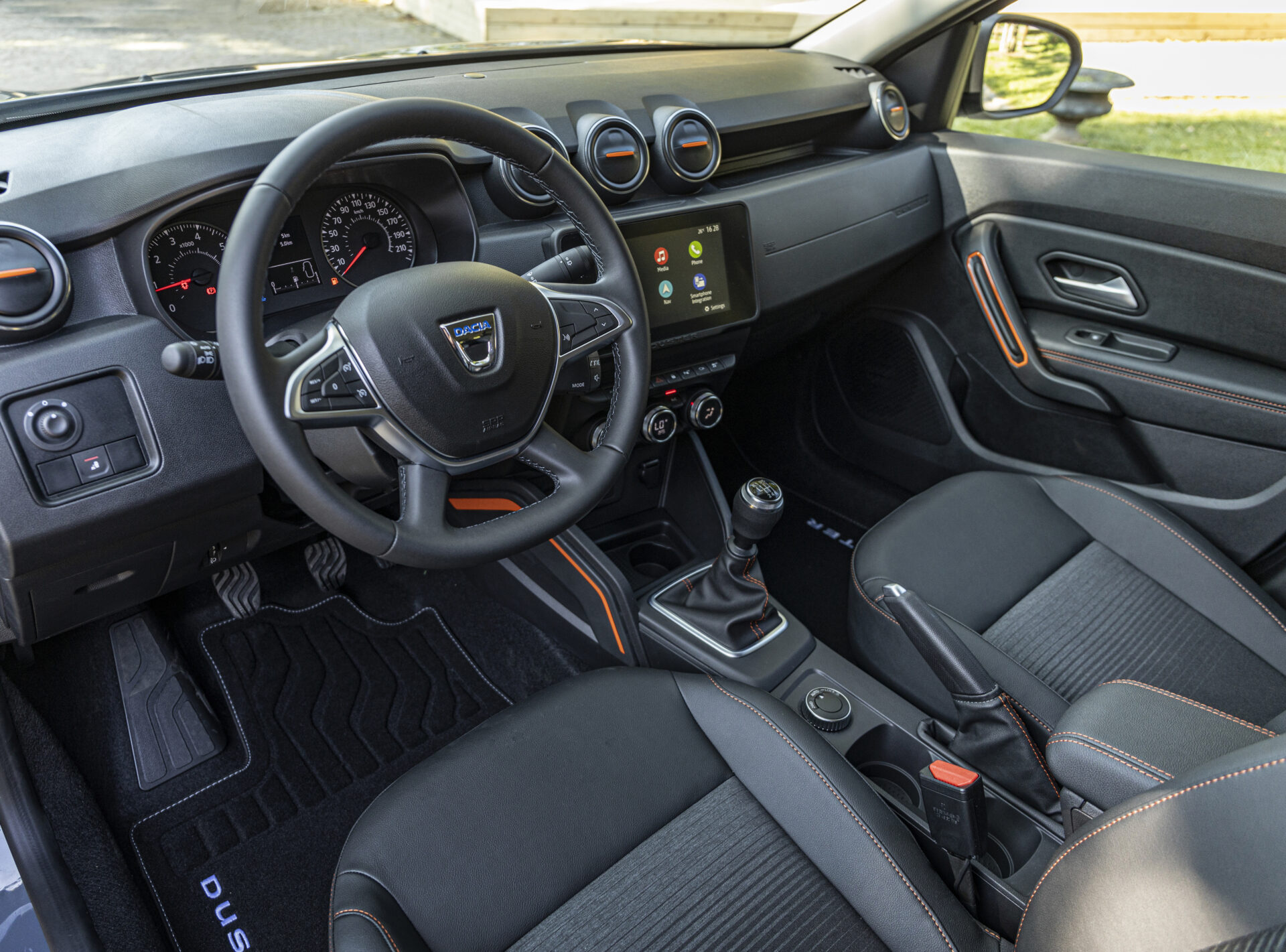 Oferta Dacia Duster septiembre 2021