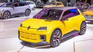 Fotos: Renault 5 Prototype