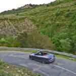 Valle del Iregua en un Audi A5 cabrio