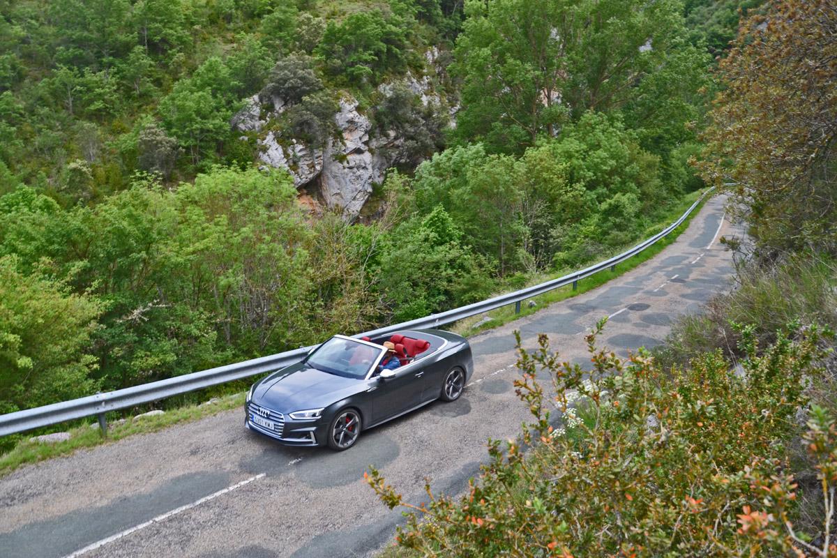 España en cabrio (I): Valle del Iregua, Rioja
