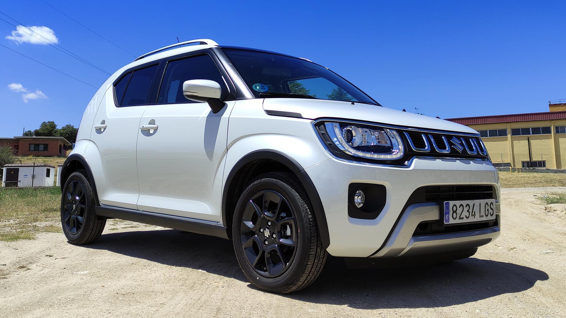 Suzuki Ignis AllGrip 4×4 2021: la alternativa al Jimny