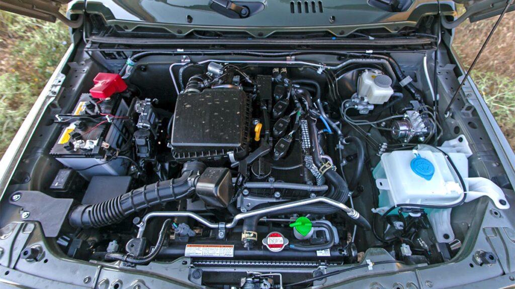 Suzuki Jimny Pro