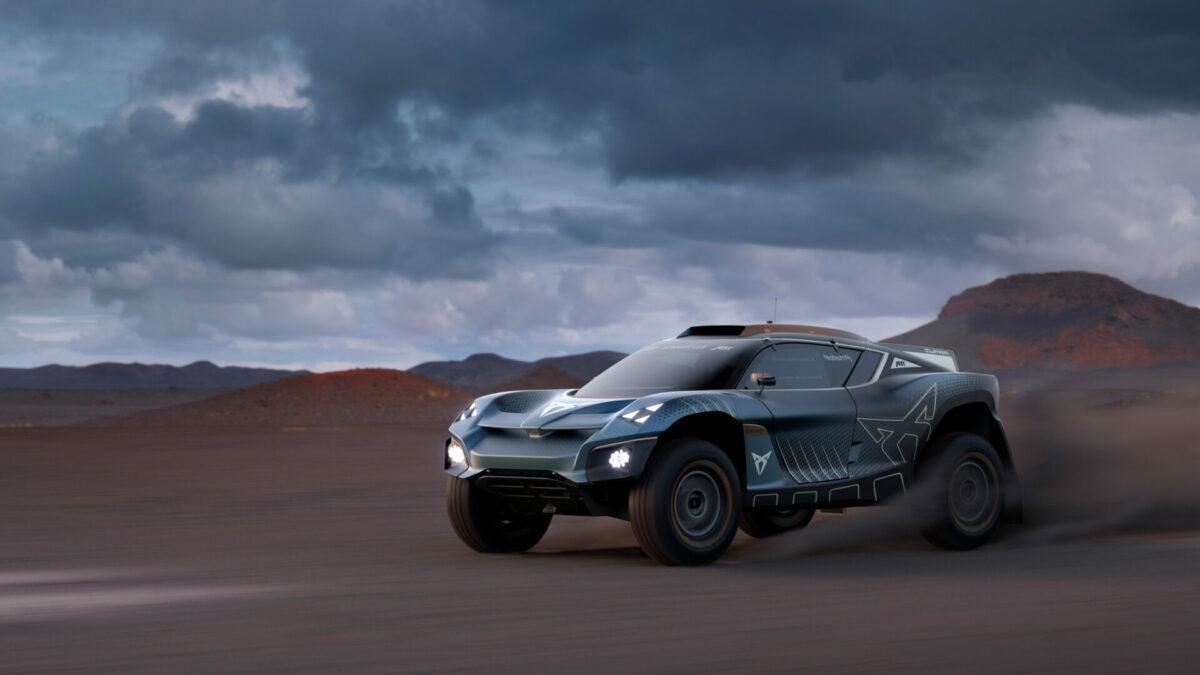 Cupra Tavascan Extreme E Concept: anticipo del futuro SUV de producción que llegará al mercado en 2024