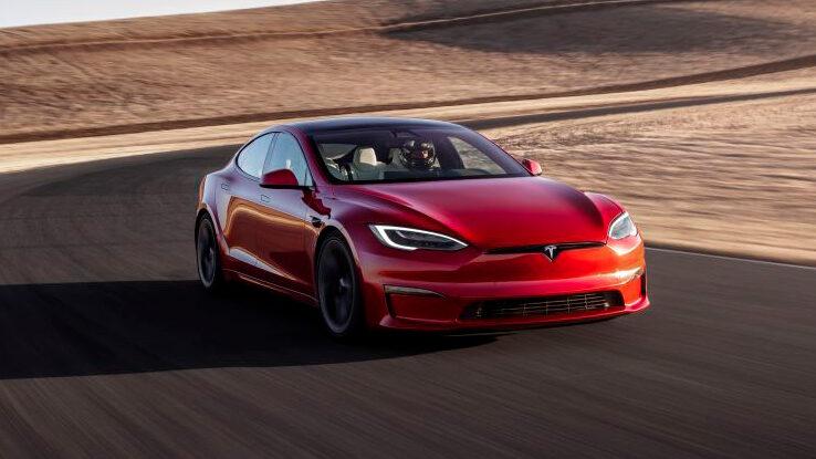 El Tesla Model S Plaid se convierte en el eléctrico de producción más rápido en Nürburgring