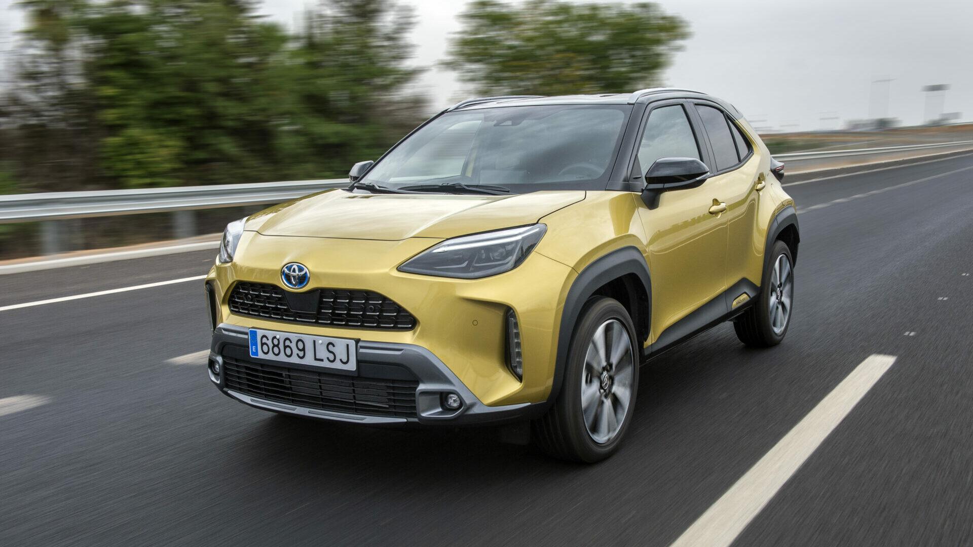 Nuevo Toyota Yaris Cross 2021: probamos este SUV urbano con etiqueta ECO