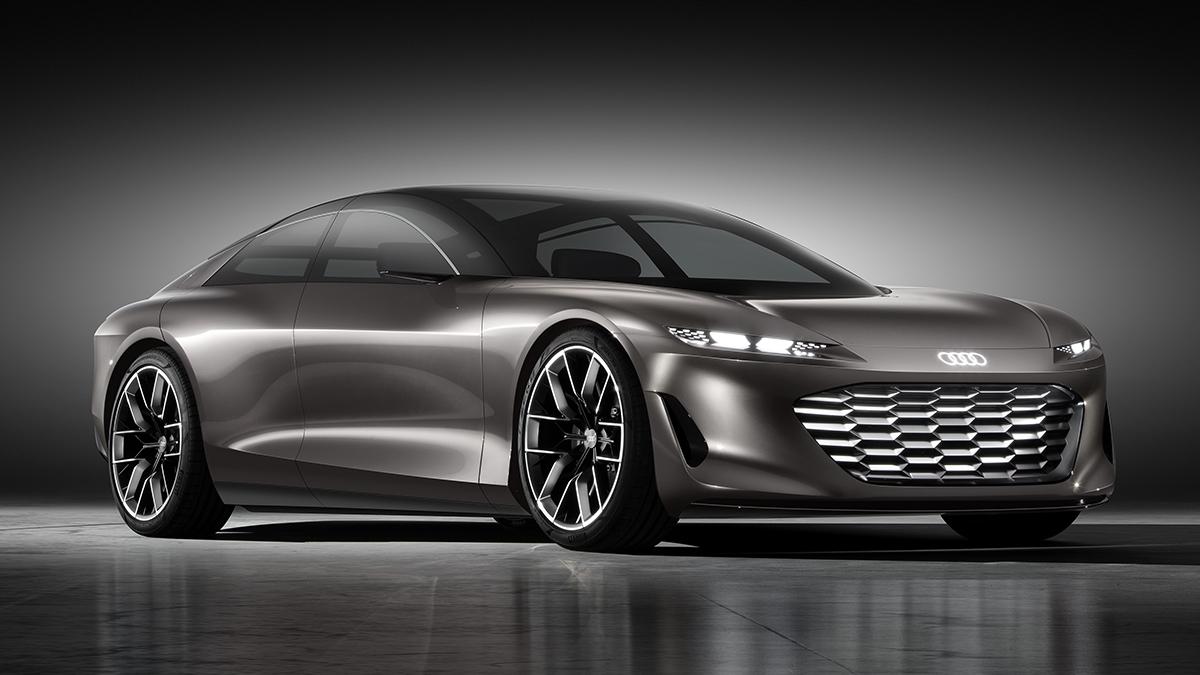 Nuevo Audi Grandsphere 2022: el adelanto de la futura berlina de lujo de Audi