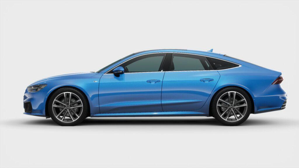 Audi A7 Sportback 40 TFSI 2022
