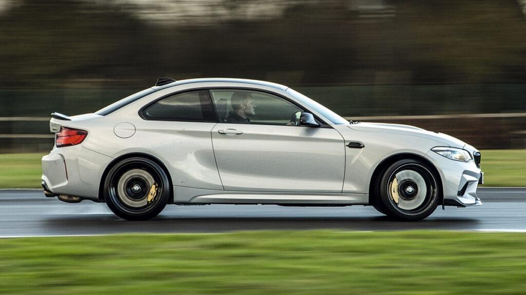 BMW Serie 2 perfil