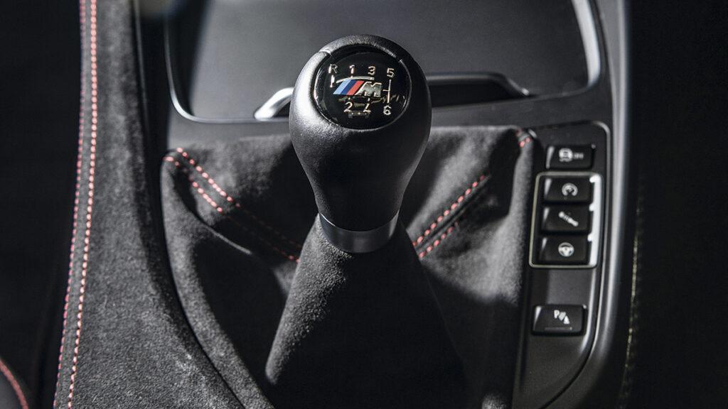 BMW M2 cambio manual