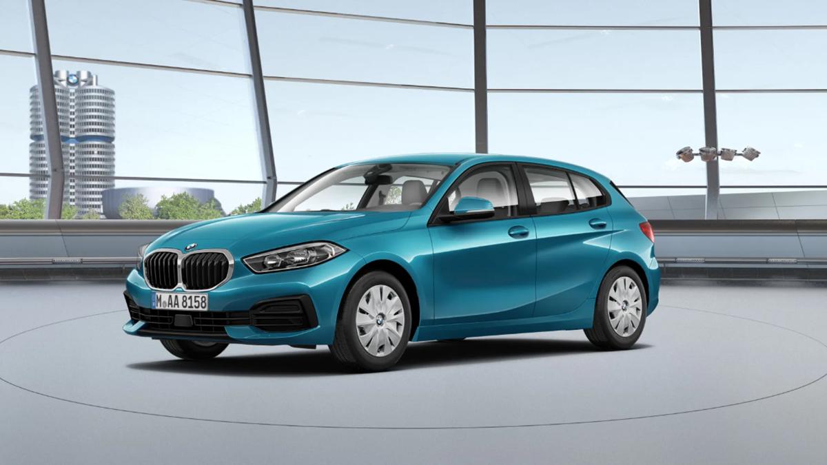 Así ataca el BMW Serie 1 a los rivales generalistas: ¡te presentamos la versión de acceso con 109 CV!