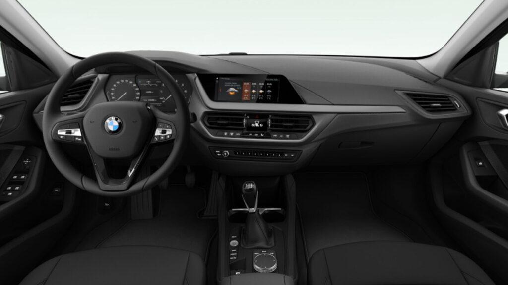 BMW Serie 1 interior