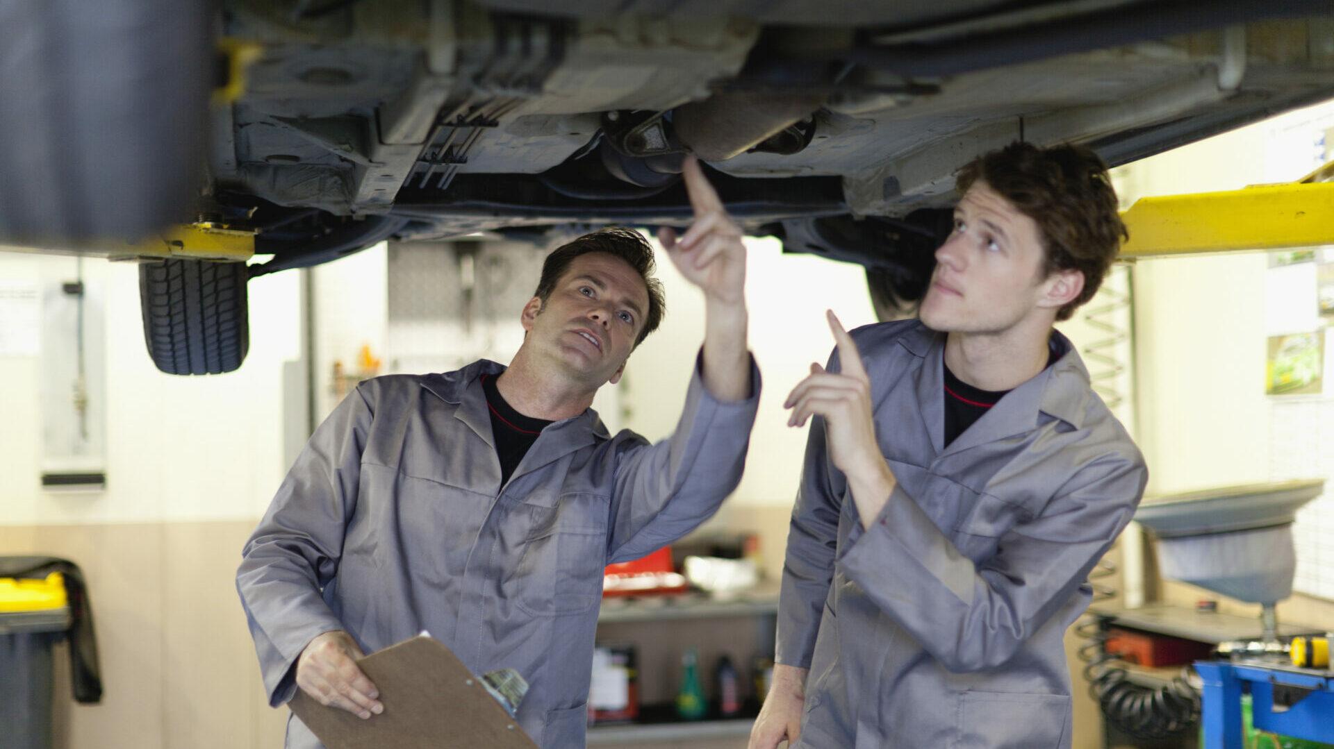 car second hand mechanic edited
